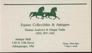 Equine Collectables