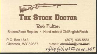 The Stock Doctor