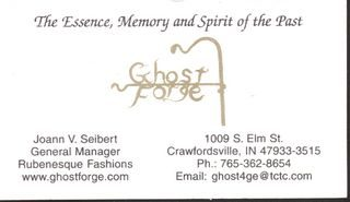 Ghost Forge