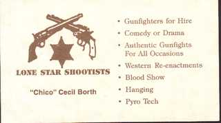 Lone Star Shootists