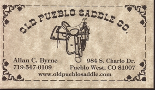 Old Pueblo Saddles